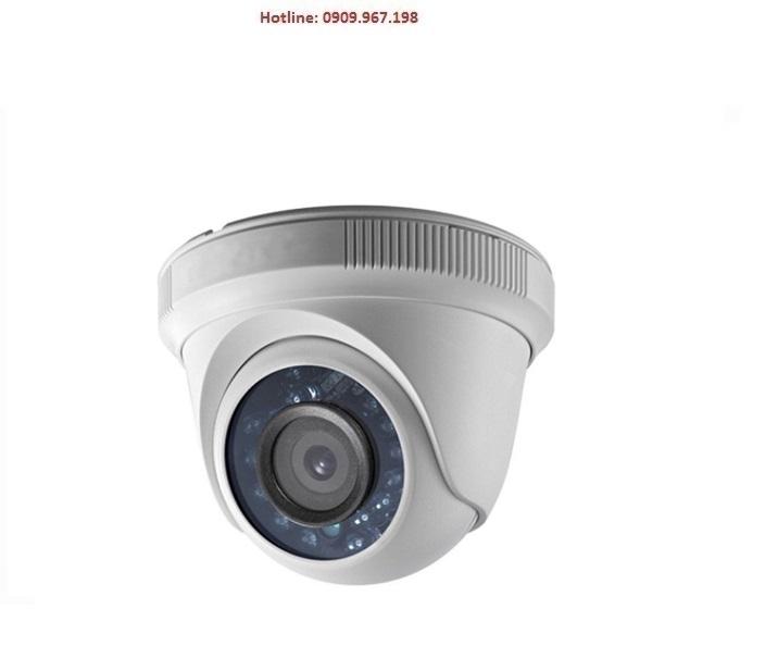 Camera HD-TVI Dome hồng ngoại 2.0 Megapixel HDPARAGON HDS-5885DTVI-IR
