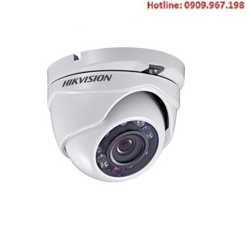 Camera Hikvision HDTVI dome DS-2CE56F7T-ITM