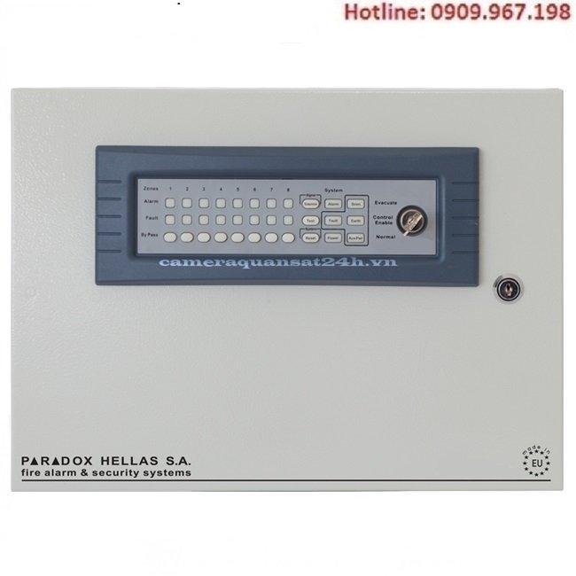 Trung tâm báo cháy Paradox M2008