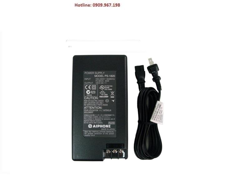 Bộ cấp nguồn Aiphone PS-1820