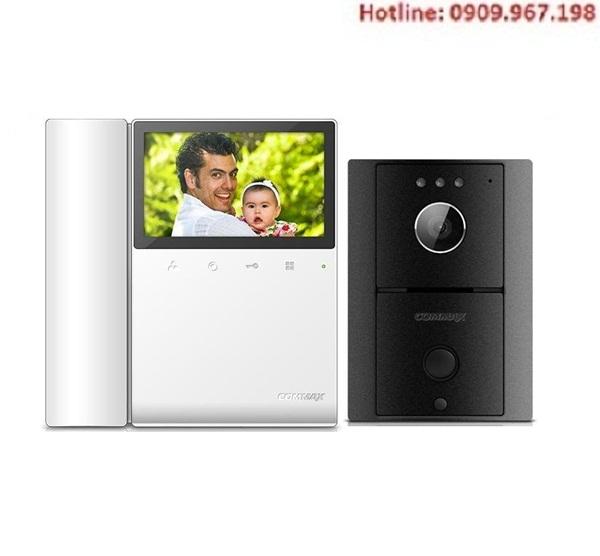 Bộ chuông cửa  màn hình Commax CDV-43K/DRC-4L