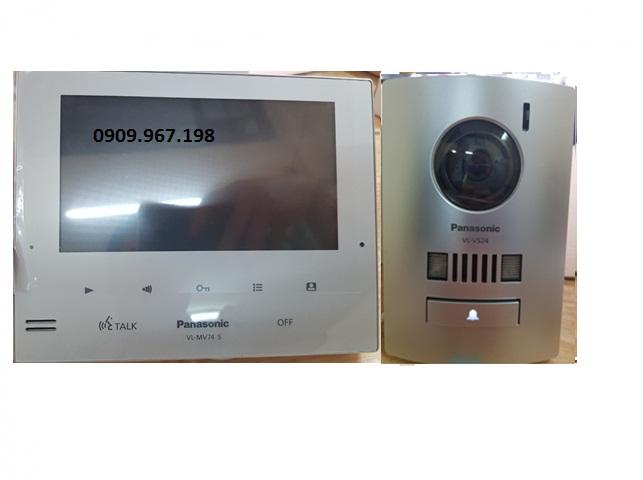 Bộ chuông cửa màn hình màu PANASONIC VL-SV74VN