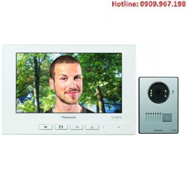 Bộ chuông cửa màn hình Panasonic VL-SF70VN