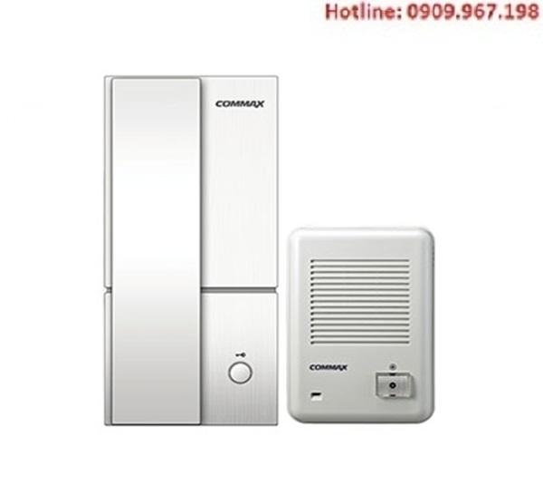 Bộ điện thoại gọi cửa Commax DP-KD/DR-4D