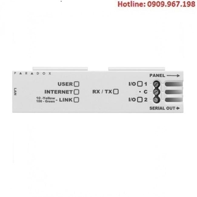Bộ điều khiển báo động Paradox IP150