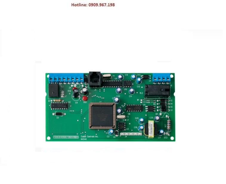Bo giao tiếp qua điện thoại GE Security NX-540E