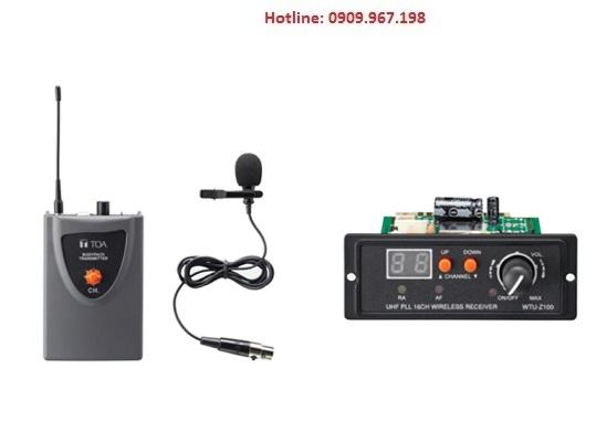 Bộ micro Toa WS-Z100L