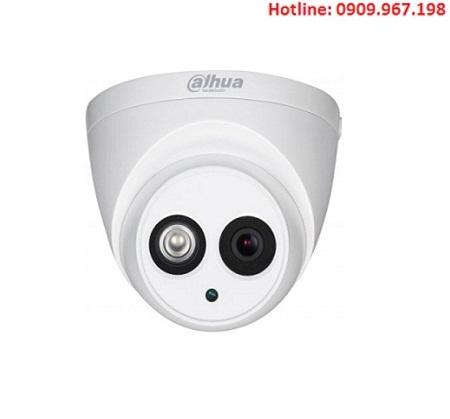 Camera dome HDCVI Dahua DH-HAC-HDW2401EMP