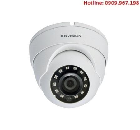 Camera dome HDCVI Kbvision KX-1012S4