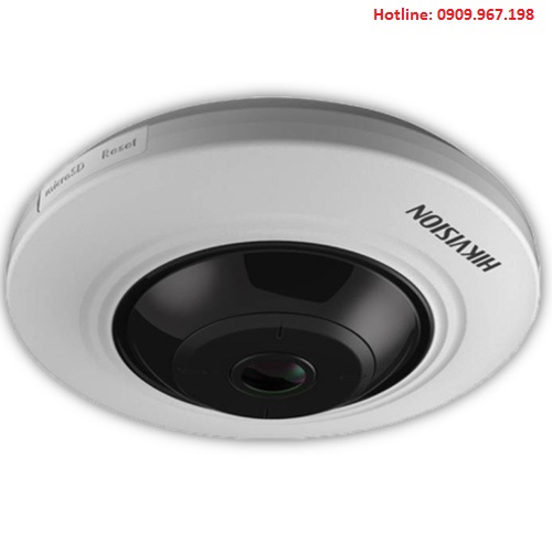 Camera FISH EYE HD-TVI hồng ngoại Hikvision DS-2CC52H1T-FITS