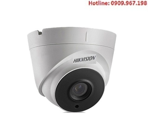 Camera HD-TVI Dome hồng ngoại Hikvision DS-2CE56D0T-IT3E