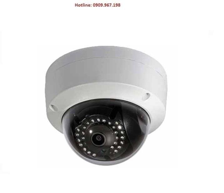 Camera IP Dome hồng ngoại 4K HDPARAGON HDS-41C5VF-IRZ3