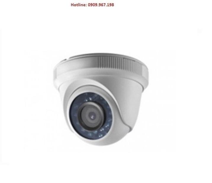 Camera HD-TVI Dome hồng ngoại HDPARAGON HDS-5882TVI-IRQ