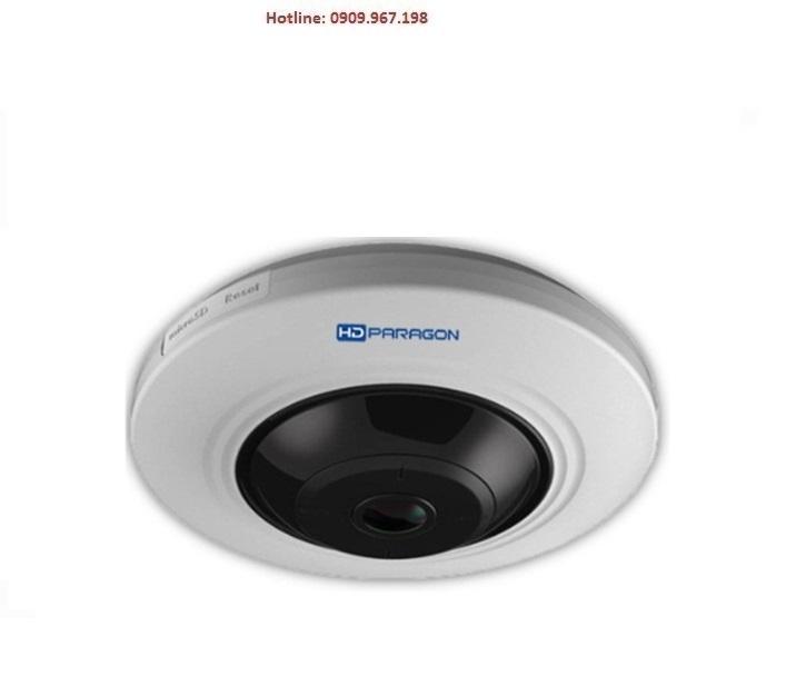 Camera IP toàn cảnh 360º 5 Megapixel HDPARAGON HDS-785FI-360PH