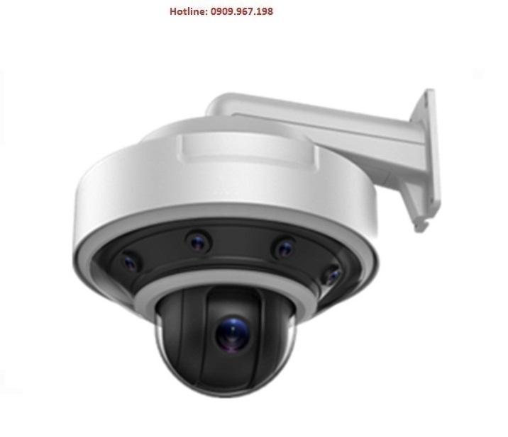 Camera IP toàn cảnh 180º 8.0 Megapixel HDPARAGON HDS-PA0818-IRZ