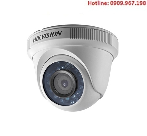 Camera Hikvision HDTVI dome DS-2CE56C0T-IRP