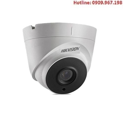 Camera Hikvision HDTVI dome DS-2CE56D1T-IT3