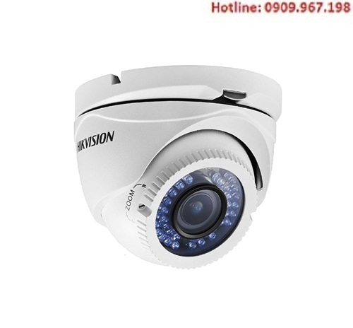 Camera Hikvision HDTVI dome DS-2CE56D1T-VFIR3