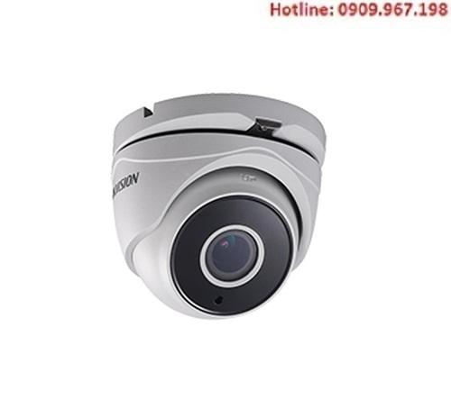 Camera Hikvision HDTVI dome DS-2CE56F7T-IT3Z