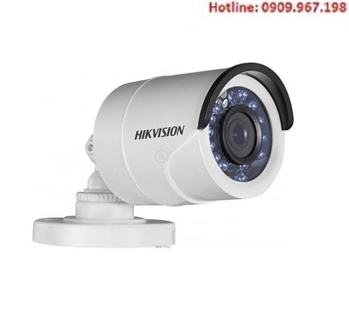 Camera Hikvision HDTVI thân DS-2CE16C0T-IR