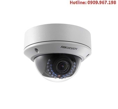 Camera Hikvision IP dome DS-2CD2720F-IS