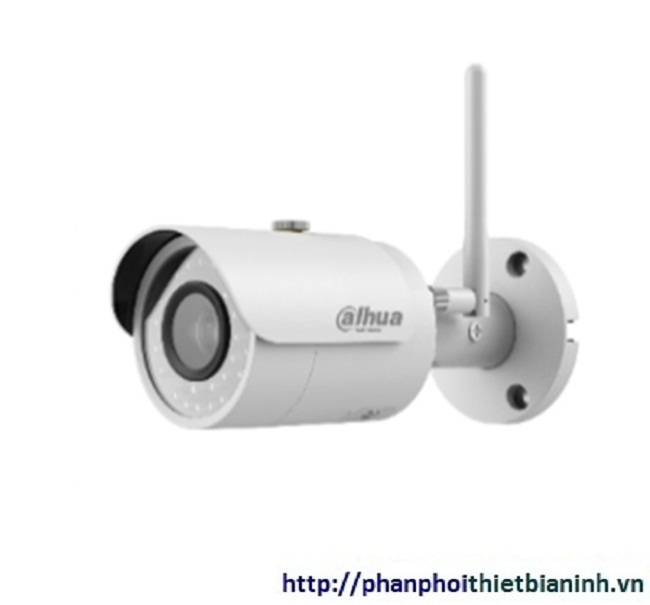 Camera IP Dahua thân wifi IPC-HFW1320SP-W