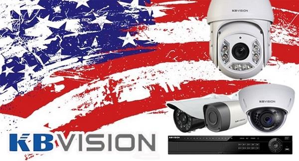 Camera IP hãng KBvision sử dụng công nghệ gì