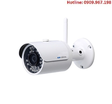 Camera IP Kbvision thân wifi KX-1301WN