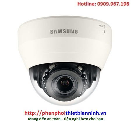 Camera IP Samsung dome SND-L6013RP