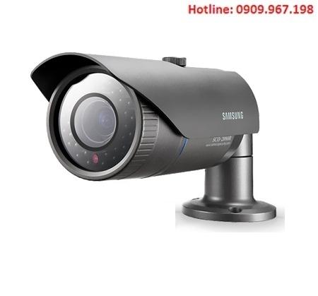 Camera IP Samsung thân SNO-6084RP