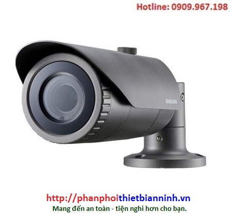 Camera IP Samsung thân SNO-L6083RP