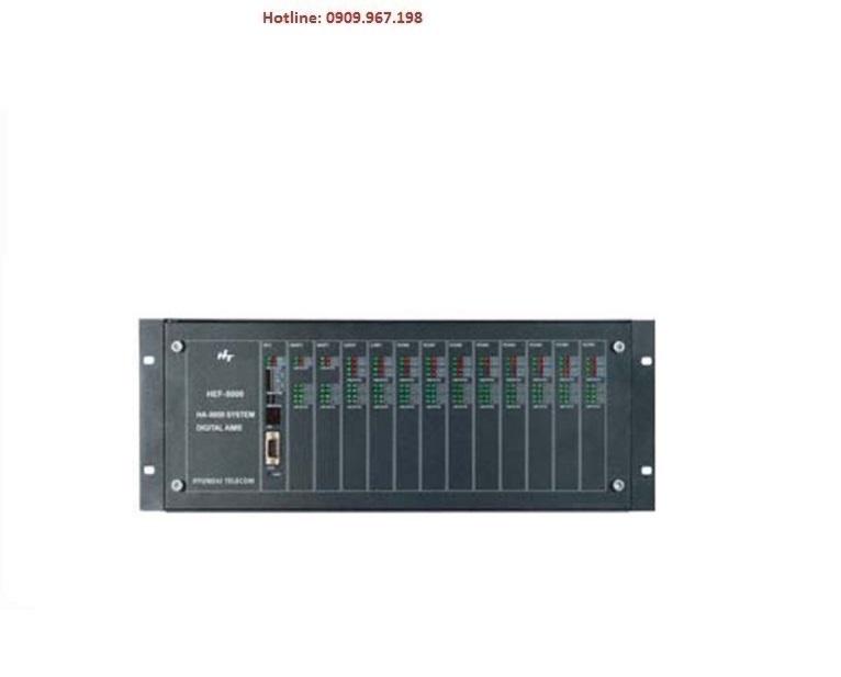 Card quản lý HYUNDAI HEF-8000-MC