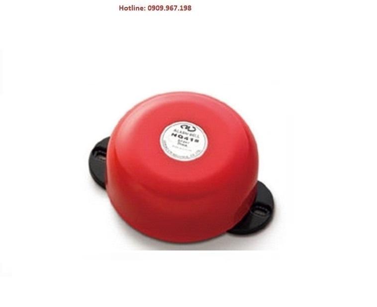 Thông số chuông báo cháy 24V HORING NQ-418