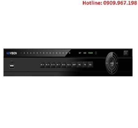 Đầu ghi hình 16 kênh 5 in 1 KBVSION KX-8416D5