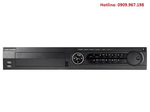 Đầu ghi hình HD-TVI 4 kênh TURBO 3.0 HIKVISION DS-7304HQHI-K4