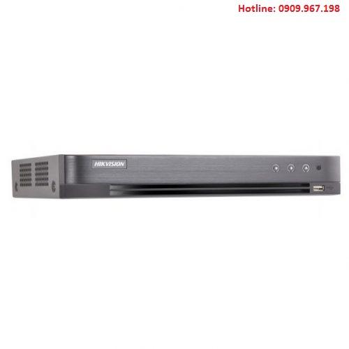 Đầu ghi hình HD-TVI 4 kênh TURBO 4.0 HIKVISION DS-7204HUHI-K1