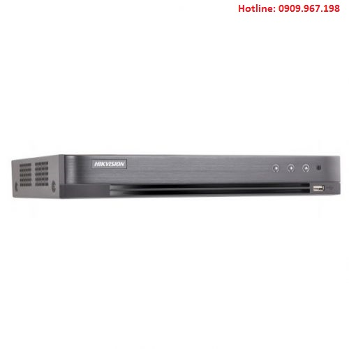 Đầu ghi hình HD-TVI 8 kênh TURBO 4.0 HIKVISION DS-7208HUHI-K1