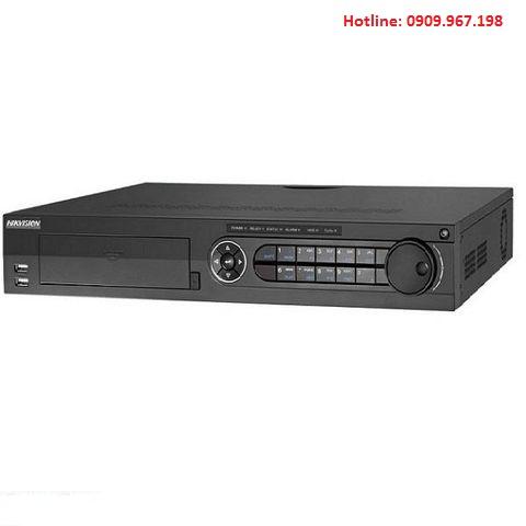 Đầu ghi hình HD-TVI 8 kênh TURBO 4.0 HIKVISION DS-7308HUHI-K4
