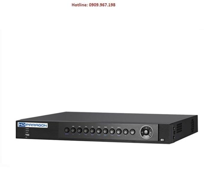 Đầu ghi hình Hybrid TVI-IP 8 kênh HDPARAGON HDS-H7608IP-TVI