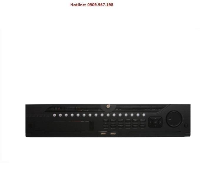 Đầu ghi hình camera HD-TVI và camera IP HDPARAGON Hybrid DVR HDS-H9008IP-TVI