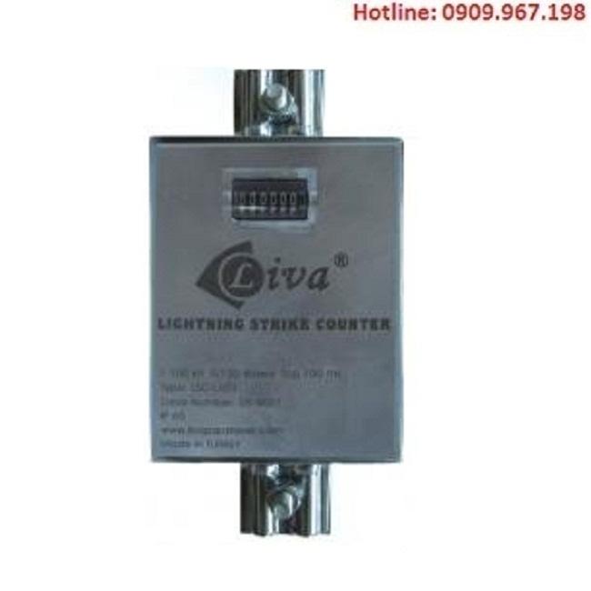 Điểm đếm sét Liva LSC-LX01