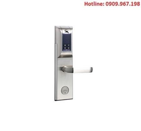 Khóa cửa vân tay Adel 4920 (3in1)