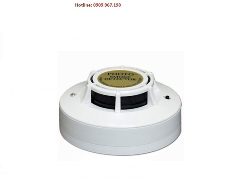 Khói báo cháy 12V có đèn chớp FOMOSA FMD-602