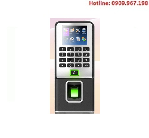 Máy chấm công vân tay, thẻ cảm ứng MITA F09