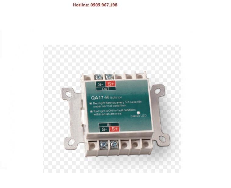 Modul đầu dò thường, chuông (Control Module) (CE) QA17-B