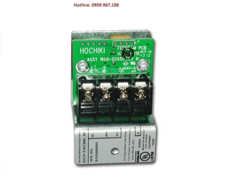 Module giám sát ngõ vào, loại nhỏ Hochiki DCP-FRCME-M