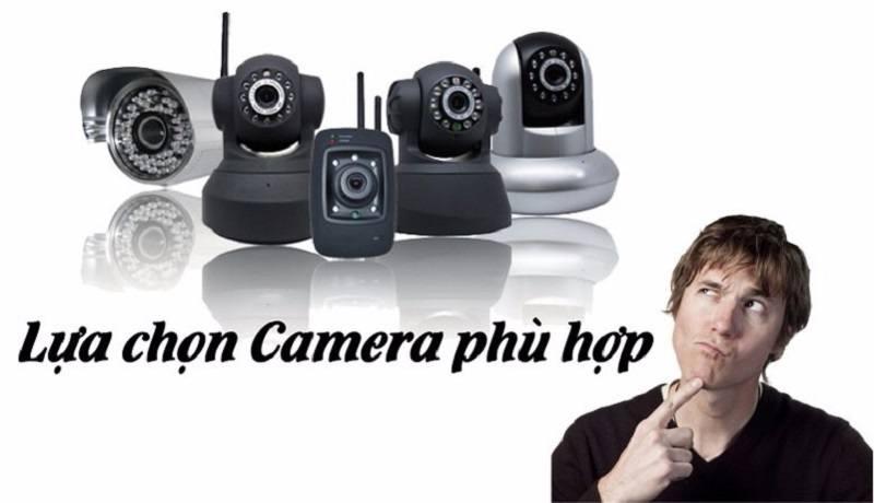 Những sai lầm khi lắp đặt camera giám sát