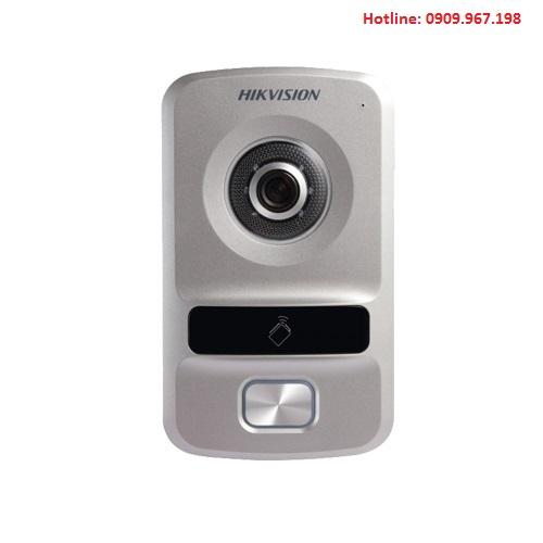 Nút bấm camera IP 1 cổng cho villa Hikvision HIK-IP8000IRS