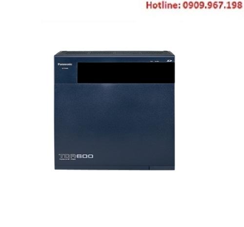 Tổng đài Panasonic KX-TDA600 (16 vào, 256 máy ra)