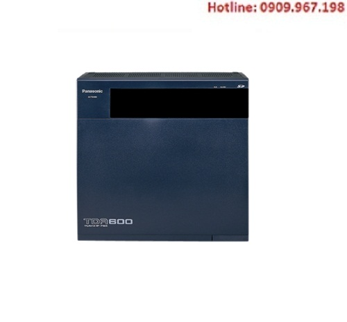 Tổng đài Panasonic KX-TDA600 (16 vào, 280 máy ra)